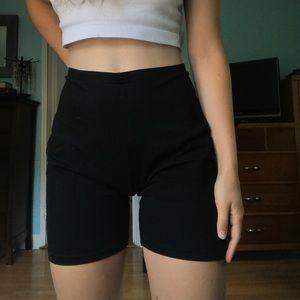 Pants - ON HOLD- Bike Shorts